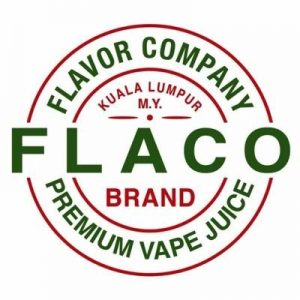 Flaco Premium e-Liquid, available at Southern Cross Vape