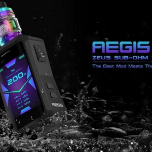 Geekvape Aegis X Kit - available at Southern Cross Vape
