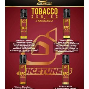 Juice Tuners Tobacco Series - at Southern Cross Vape