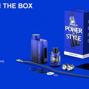Vaporesso Swag II kit - available at Southern Cross Vape