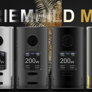 Vapefly Kriemhild 200W - available at Southern Cross Vape