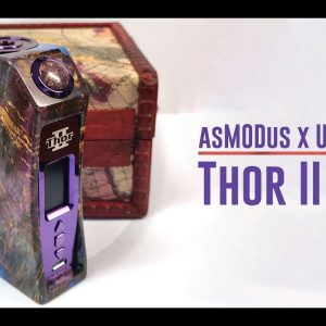 Asmodus Thor II mod - available at Southern Cross Vape