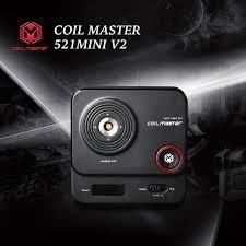 Coil Master 521 Mini V2 - available at Southern Cross Vape