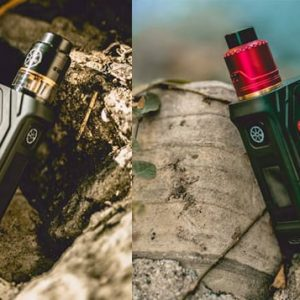 Asmodus Amighty 100W Mod - available at Southern Cross Vape