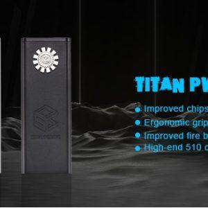 Titan PWM mod features